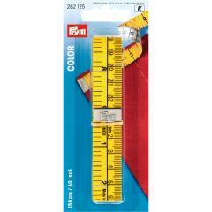 Analogical Tape Measure   Metal Tipped 60″   Prym