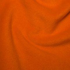 Anti Pil Polar Fleece Plain | Orange