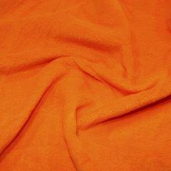 Anti Pil Polar Fleece Plain | Flo Orange