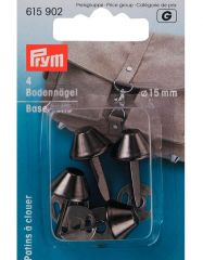 Bag Base Studs | Antique Silver 15mm | Prym