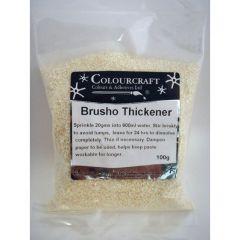 Brusho Thickener