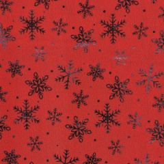 Christmas Organza | Red