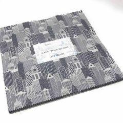 City Nights Fabric | Scrumptious Square