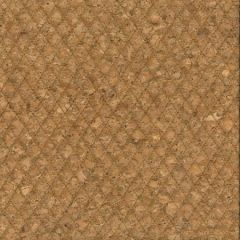 Cork Fabric - Quilt Finish PU Coated