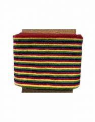 Cuffs Three 2mm Stripe | Brights