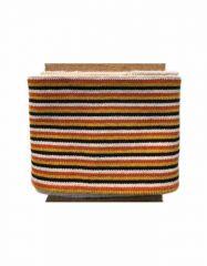 Cuffs Three 2mm Stripe | Autumn Hues