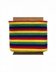 Cuffs Three 5mm Stripe | Bold Brights