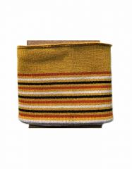 Cuffs Border Multi Stripe | Autumn Hues