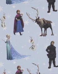 Disney's Frozen Fabric | Blue