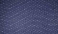 Voile Print Spot   Blue