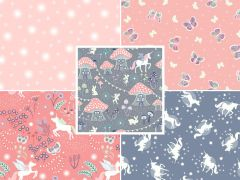 Fairy Nights Fabric | Fat Quarter Pack 1