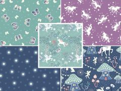 Fairy Nights Fabric | Fat Quarter Pack 2