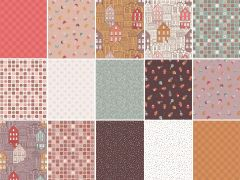The Old Chocolate Shop | Fat Quarter Pack All Designs