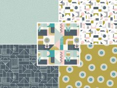 Forme Lewis & Irene Fabric | Fat Quarter Pack 3