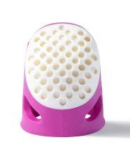 Prym Ergonomic Thimble 'Soft Comfort' | Medium Pink