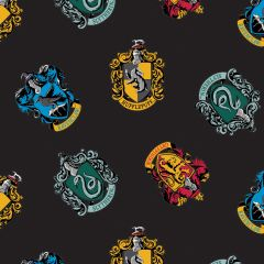 Fleece Fabric | Harry Potter Hogwarts