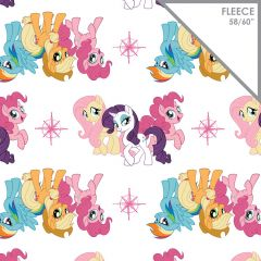 Fleece Fabric | My Little Pony