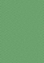 Geometrix Fabric   Half Hex Green