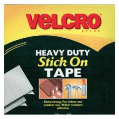 Stick On VELCRO® Brand Fasteners Heavy Duty | 50mm
