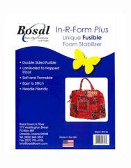 In R Form Bosal Bag & General Foam Batting - Double Sided