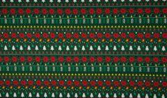 Jersey Cotton Fabric | Christmas Decorations