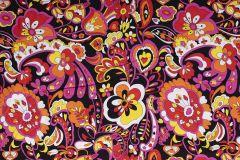 Jersey Cotton Print | Vibrant Floral