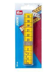 Standard Tape Measure   Metal Tipped 60″   Prym