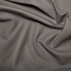 Klona Cotton Fabric | Grey