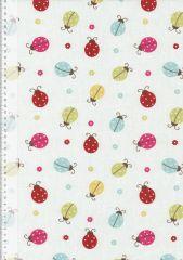 Ladybird Multi Fabric