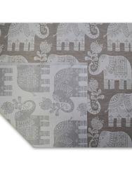 Mughal Fabric | Beige
