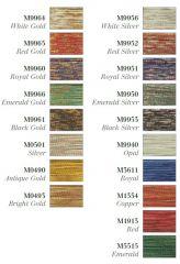 Metallic Machine Embroidery Thread
