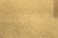 Micro Fleece Fabric Plain | Beige