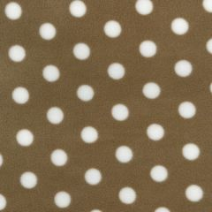 Printed Anti Pil polar Fleece | Mini Spot Beige