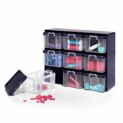 Organiser Box With 'Drawers' | Prym