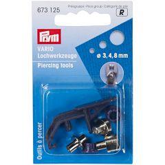 Piercing Tools For Vario Pliers Prym 673125