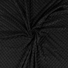 Premium Dimple Fleece | Black