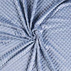Premium Dimple Fleece | Light Blue