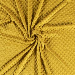 Premium Dimple Fleece | Ochre