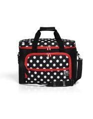 Sewing Machine Bag Polka Dot   Prym