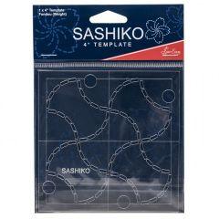 Sashiko Template 4 Inch Fondou - Weights