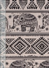 Sri Lankan Baby Fabric | Natural