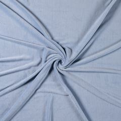 Plain Supersoft Fleece | Pale Blue