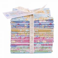 Happy Campers Tilda Fabric | Fat Eighths Bundle