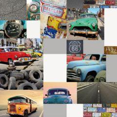 Travel Cuba - Digital Print Fabric
