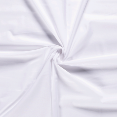 "Egyptian Cotton Fabric 120"" Wide Per Metre | White"