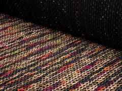 Wool Mix Design | Vibrant Chain Stitch