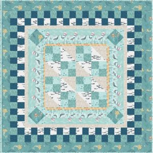 Quilt Two Tales Of The Sea Project