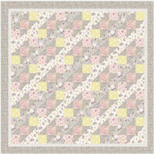 Bunny Garden Quilt 2