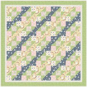 Bunny Garden Quilt 3